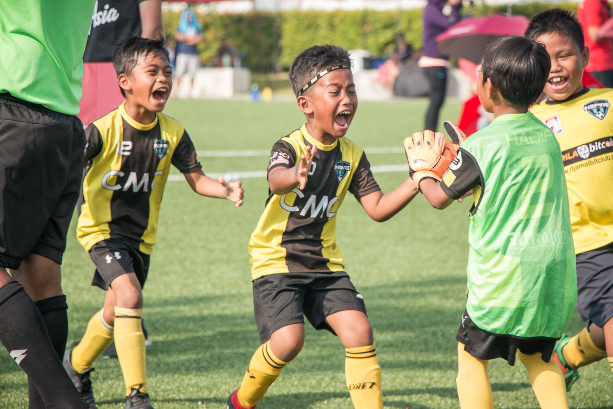 KL Invitational Cup elite youth football tournament by Maxim Events