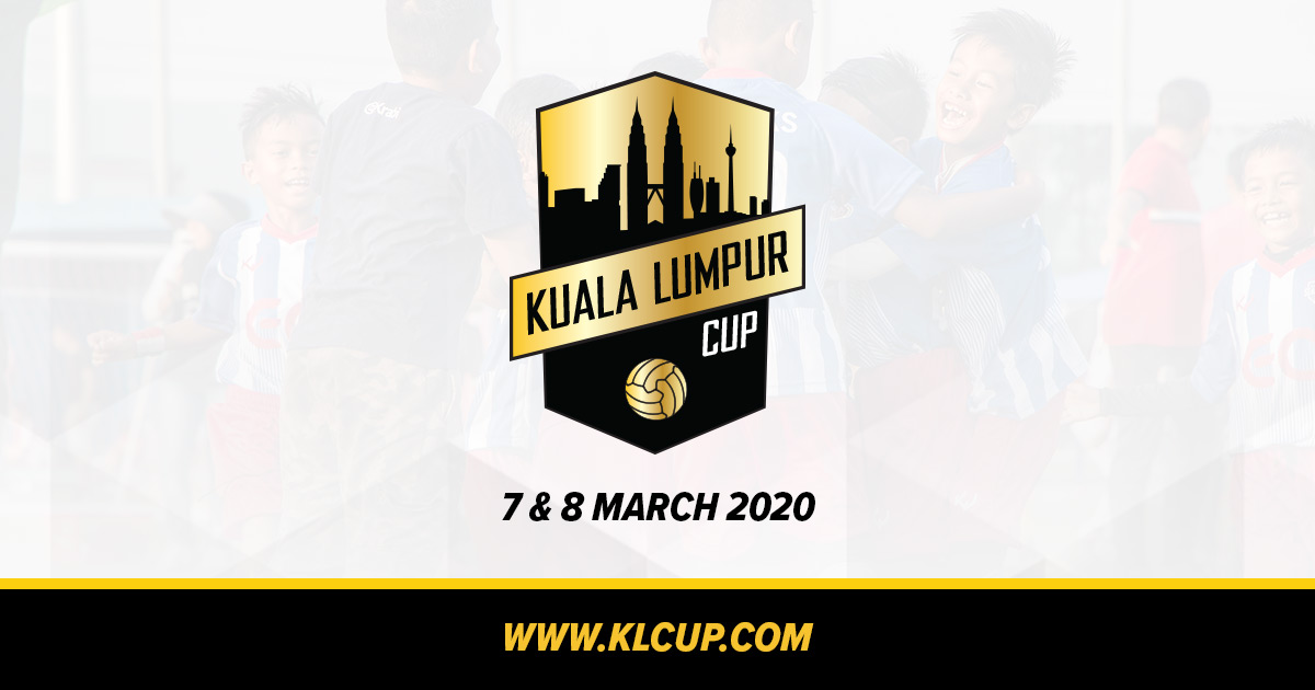 Kuala Lumpur Cup 2020 youth football tournament Southeast Asia