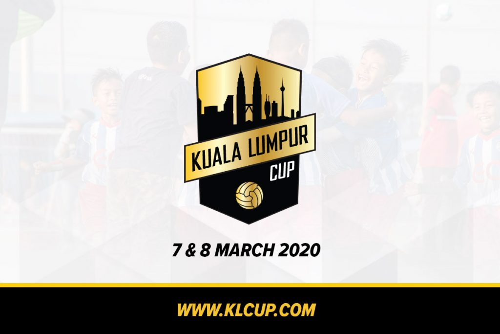 Kuala Lumpur Cup 2020 youth football tournament Southeast Asia